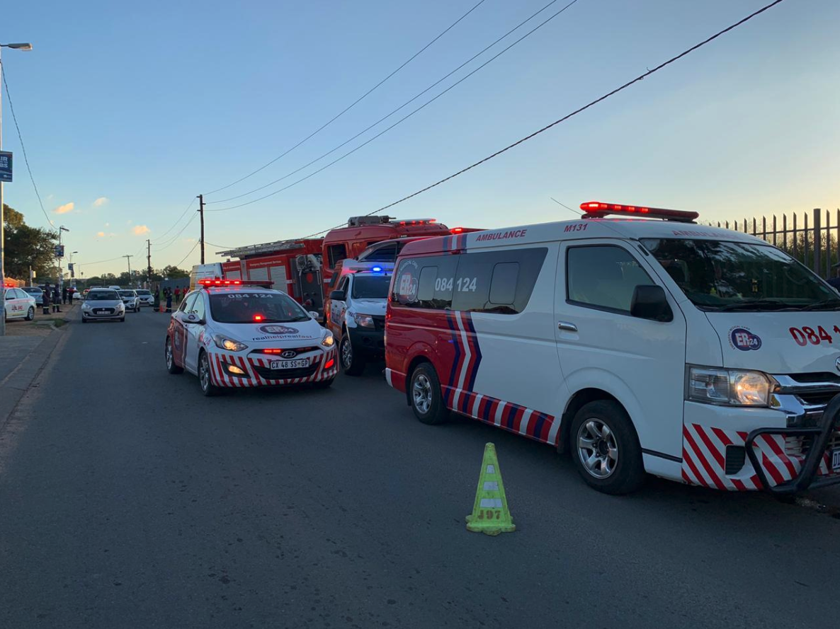 Woman hit by car, left critical in Cosmos City - Arrive Alive